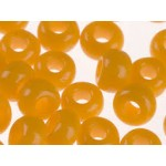 Preciosa 6/0 Opaque Orange 25g
