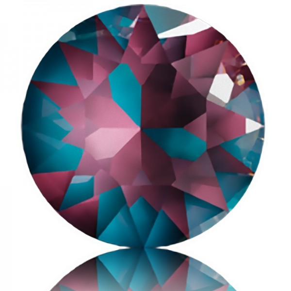 SWAROVSKI 1088 Xirius Chaton ss39 Crystal Burgundy DeLite (001 L132D) unfoiled (x1)