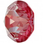 SWAROVSKI 1088 Xirius Chaton ss39  Crystal Royal Red DeLite (001 L107D) unfoiled (x1)