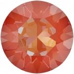 SWAROVSKI 1088 Xirius Chaton ss39  Crystal Orange Glow DeLite (001 L146D) unfoiled (x1)