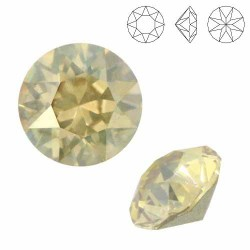 SWAROVSKI 1088 Xirius Chaton 8mm Crystal Golden Shadow F (x1)