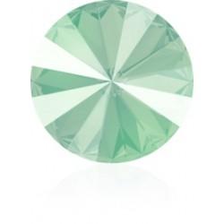 SWAROVSKI 1122 Rivoli 12mm Crystal Mint Green (001 L115S) (x1)