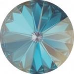 SWAROVSKI 1122 Rivoli 14mm Crystal Royal Blue DeLite (001 L110D) (x1)