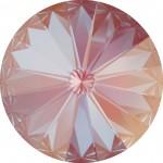 SWAROVSKI 1122 Rivoli 12mm Crystal Lotus Pink DeLite (001 L145D) (x1)