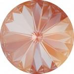 SWAROVSKI 1122 Rivoli 12mm Crystal Orange Glow DeLite (001 L146D) (x1)