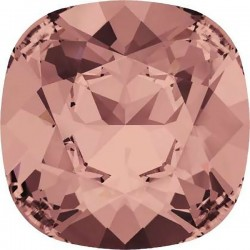SWAROVSKI 4470 10mm Cushion Fancy Stone Blush Rose F (x1)
