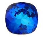4470 10mm Cushion Fancy Stone Crystal (001) Bermuda Blue (BB) F (x1)