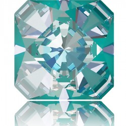 4499 Kaleidoscope Square Fancy Stone 10mm Crystal Laguna DeLite (x1)