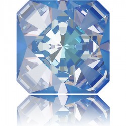4499 Kaleidoscope Square Fancy Stone 20mm Crystal Ocean DeLite (x1)