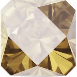 4499 Kaleidoscope Square Fancy Stone 20mm Crystal (001) Golden Shadow (GSHA) F (x1)