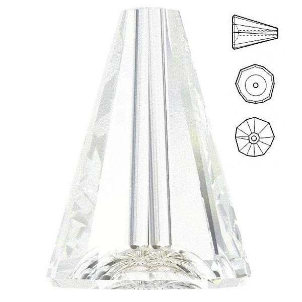 SWAROVSKI 5540 Artemis Bead 12mm Crystal (x1)