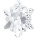 SWAROVSKI 6748 Edelweiss Pendant 14mm Crystal (x1)
