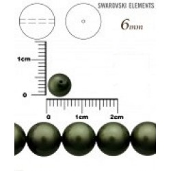 6mm pearls