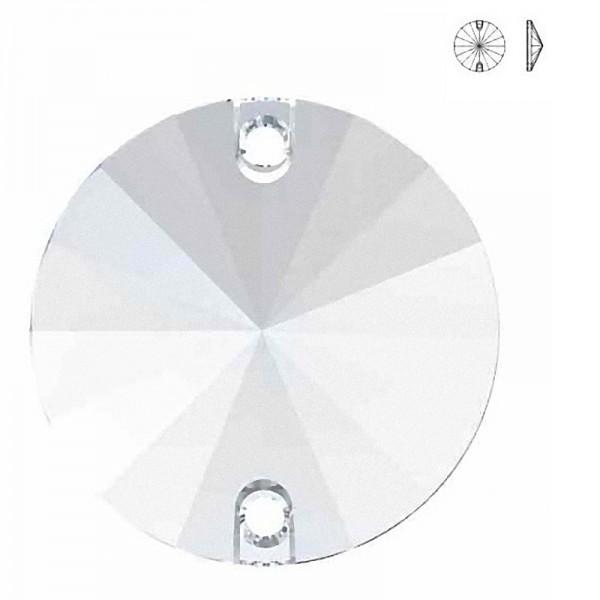 SWAROVSKI 3200 18mm Crystal (001) F (x1)