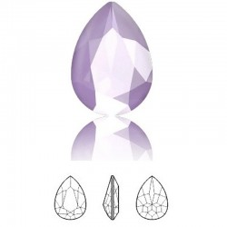 SWAROVSKI 4320 Pear Fancy Stone 14x10mm Crystal Lilac (x1)