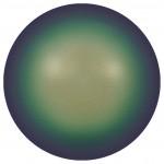 Crystal Scarabaeus Green 5mm (001 946) (x10)