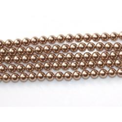 Crystal Bronze Pearl 4mm (001 295) (x10)