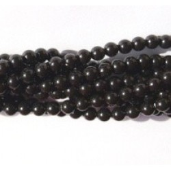 Crystal Mystic Black Pearl 4mm (001 335) (x10)