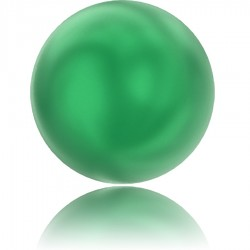 Crystal Eden Green Pearl 10mm (001 2014) (x1)