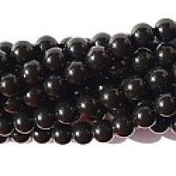 Crystal Mystic Black Pearl 6mm (001 335) (x10)