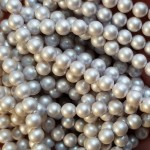 Crystal Iridescent Dove Grey Pearl 5mm (001 954) (x10)