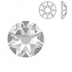 Crystal F ss30 SWAROVSKI 2088 Xirius Rose Flat Back Non-Hotfix (x1)