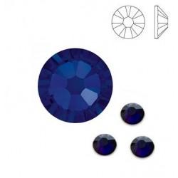 Dark Indigo F ss30 SWAROVSKI 2058 Xilion Rose Flat Back Non-Hotfix (x1)