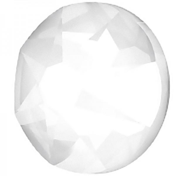 SWAROVSKI 2078 ss16 Crystal (001) Electric White (L139S) Hotfix (x10)