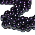 Crystal Iridescent Purple Pearl 5mm (001 943) (x10)