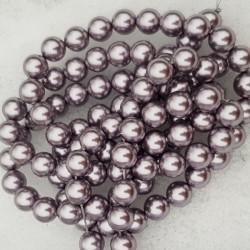 Crystal Mauve Pearl 5mm  (001 160) (x10)