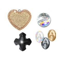 Various Swarovski® crystals