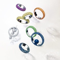 85001 BeCharmed Pave Thread Ring