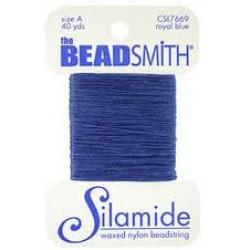 Silamide thread