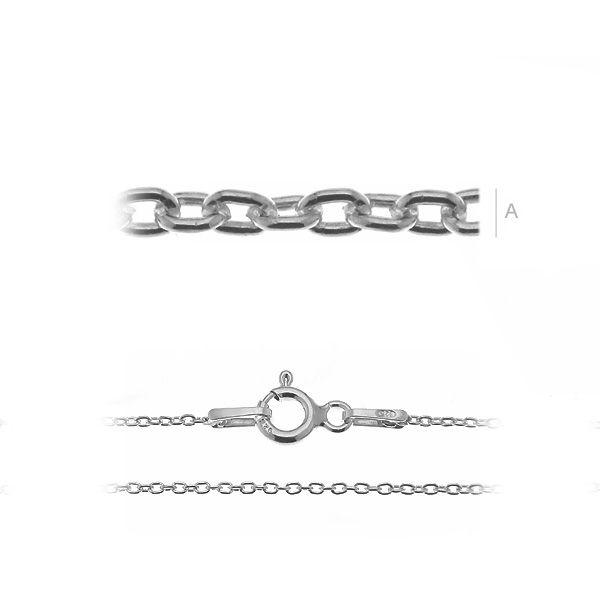 50cm Chain 925 silver (x1)