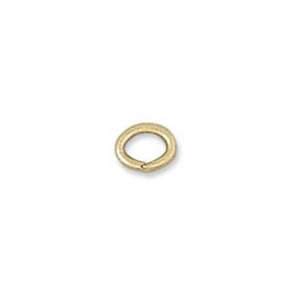 Goldfilled 5.1mm Jump ring (x1)