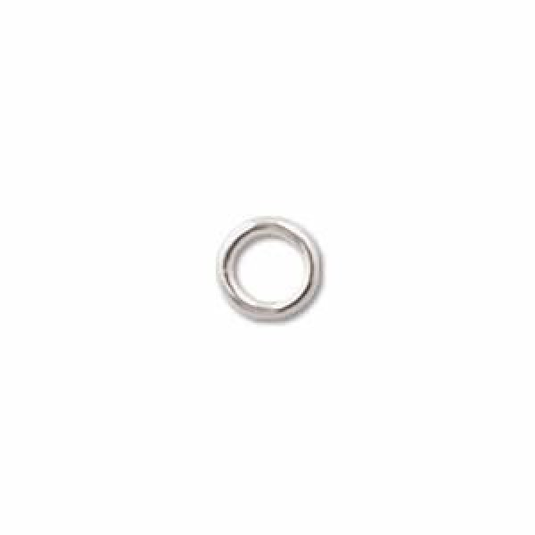 7mm Sterling silver Open Jumpring (x1)