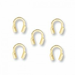 Gold Filled Wire guard (x1)
